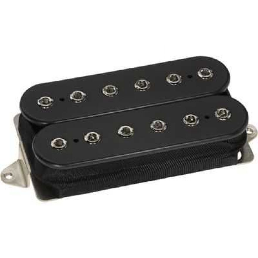 DiMarzio Dominion Bridge F-spaced nero - DP245FBK