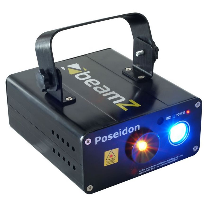 TRONIOS POSEIDON LASERSTAR WITH LED - LASER CON EFFETTO LED
