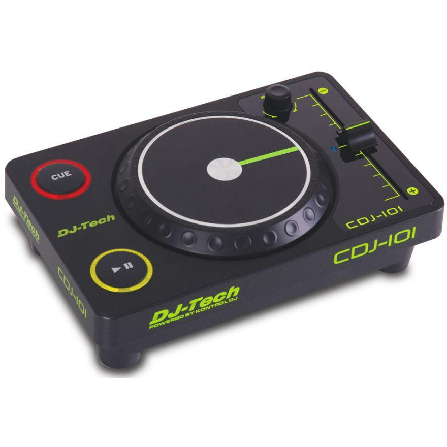 DJ TECH CDJ101 - CONTROLLER MIDI/USB