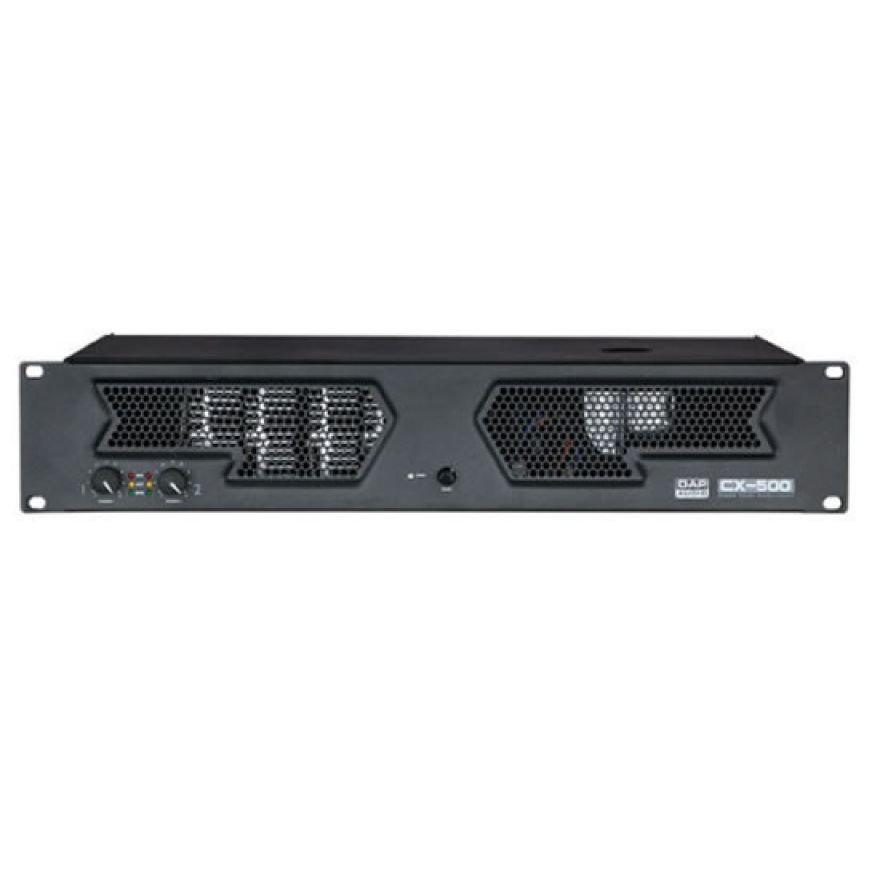 0-DAP AUDIO CX-1500 - Ampli