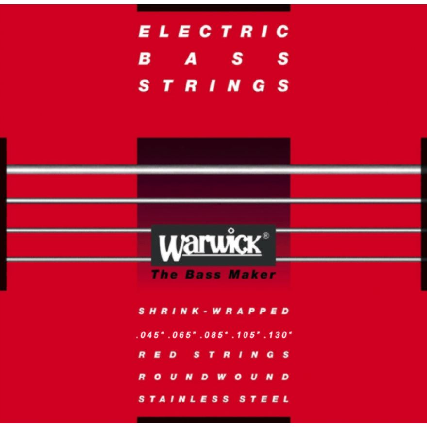 0-WARWICK Red String 42300