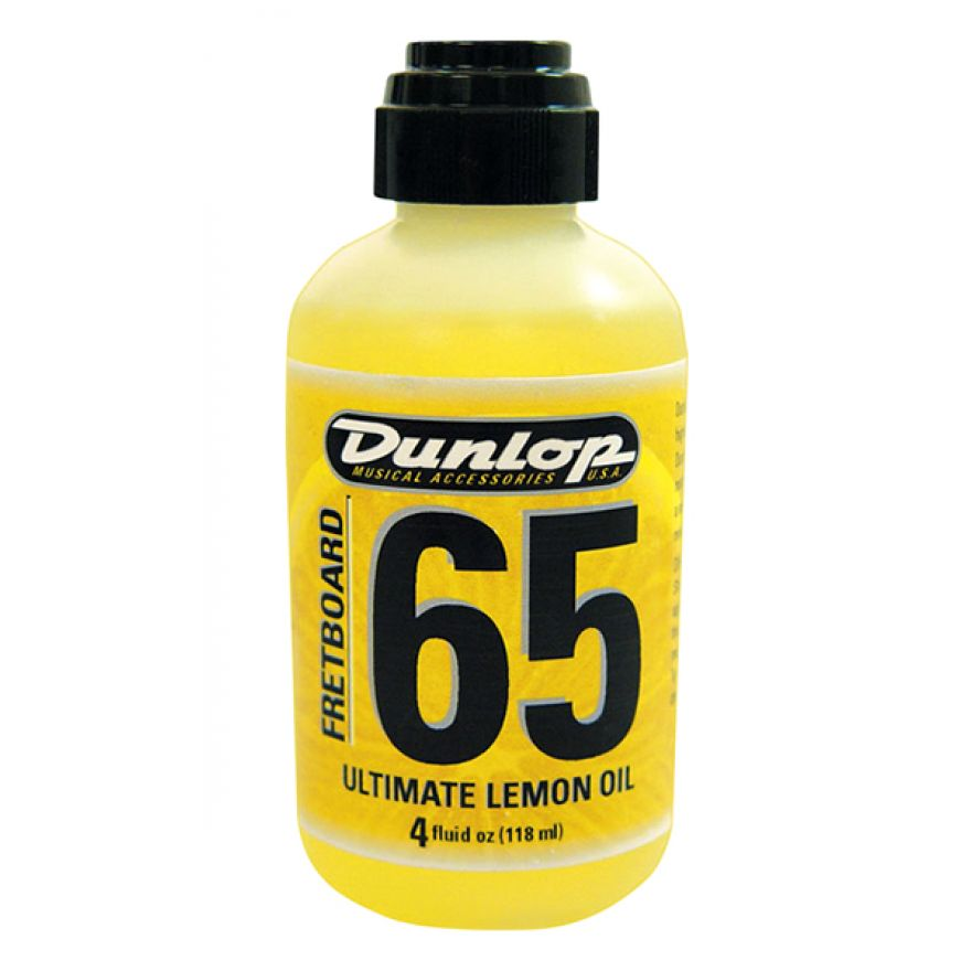 0-DUNLOP 6554 Lemon Oil - O