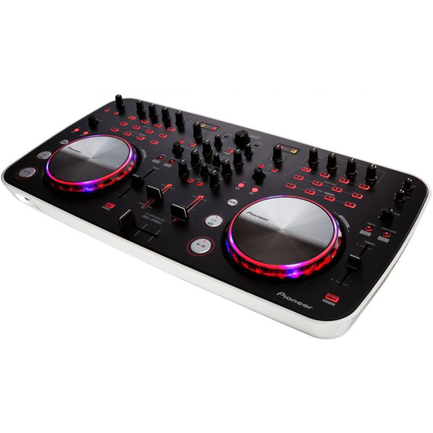 PIONEER DDJ-ERGO-V [Ex Demo]- CONTROLLER MIDI USB PER DJ