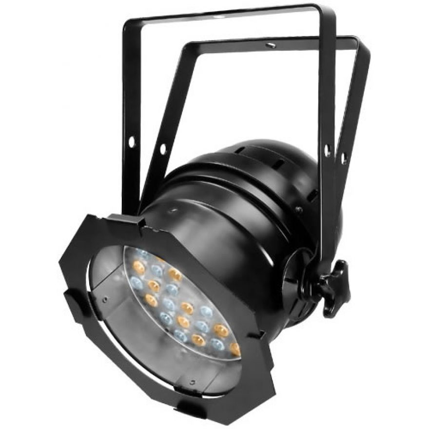 CHAUVET LED PAR64-36 - EFFETTO LUCE A LEDS (NERO)