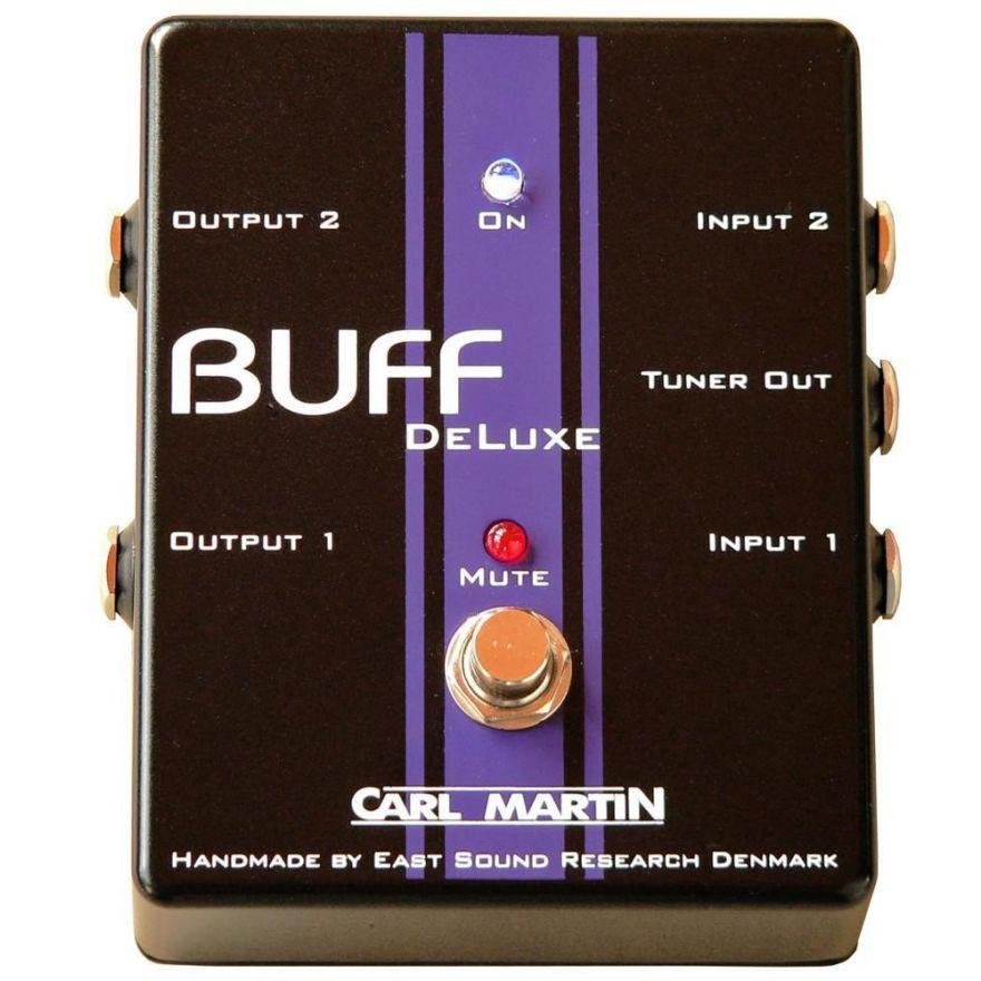 CARL MARTIN BUFF DELUXE - BUFFER  PER CHITARRA