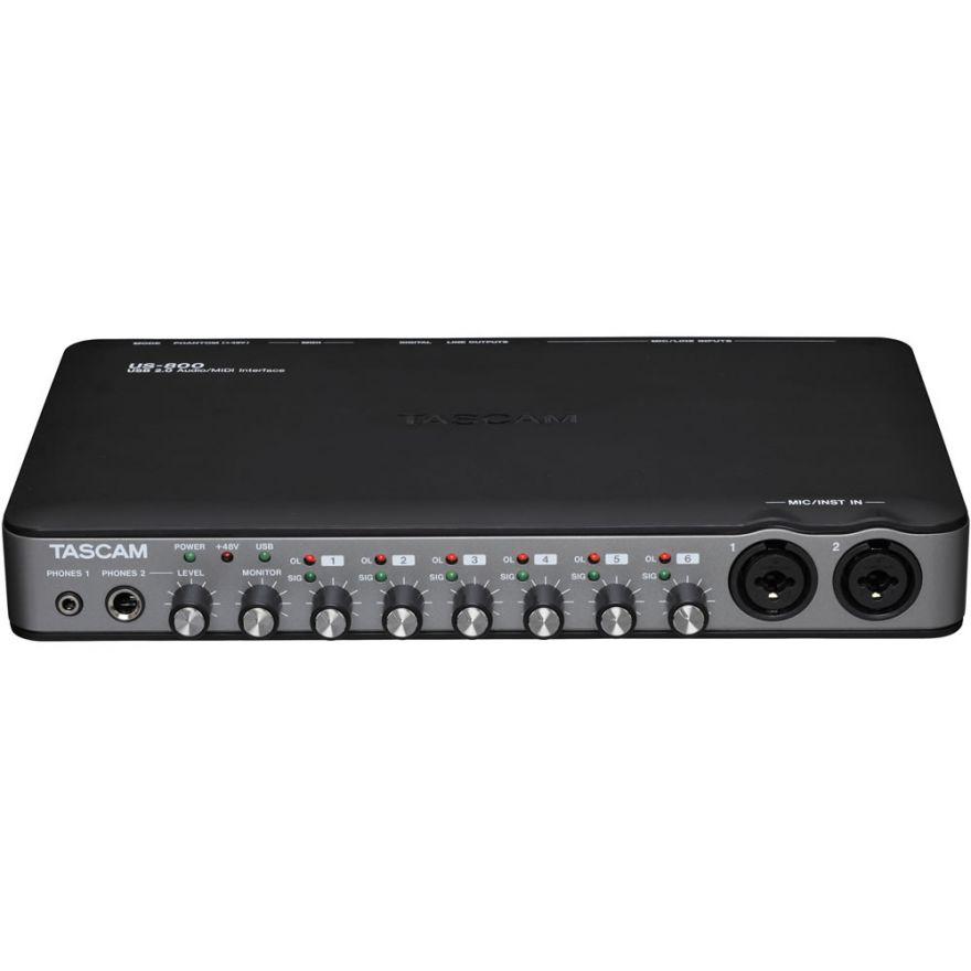 TASCAM US800 - INTERFACCIA AUDIO MIDI USB 8 IN 4 OUT