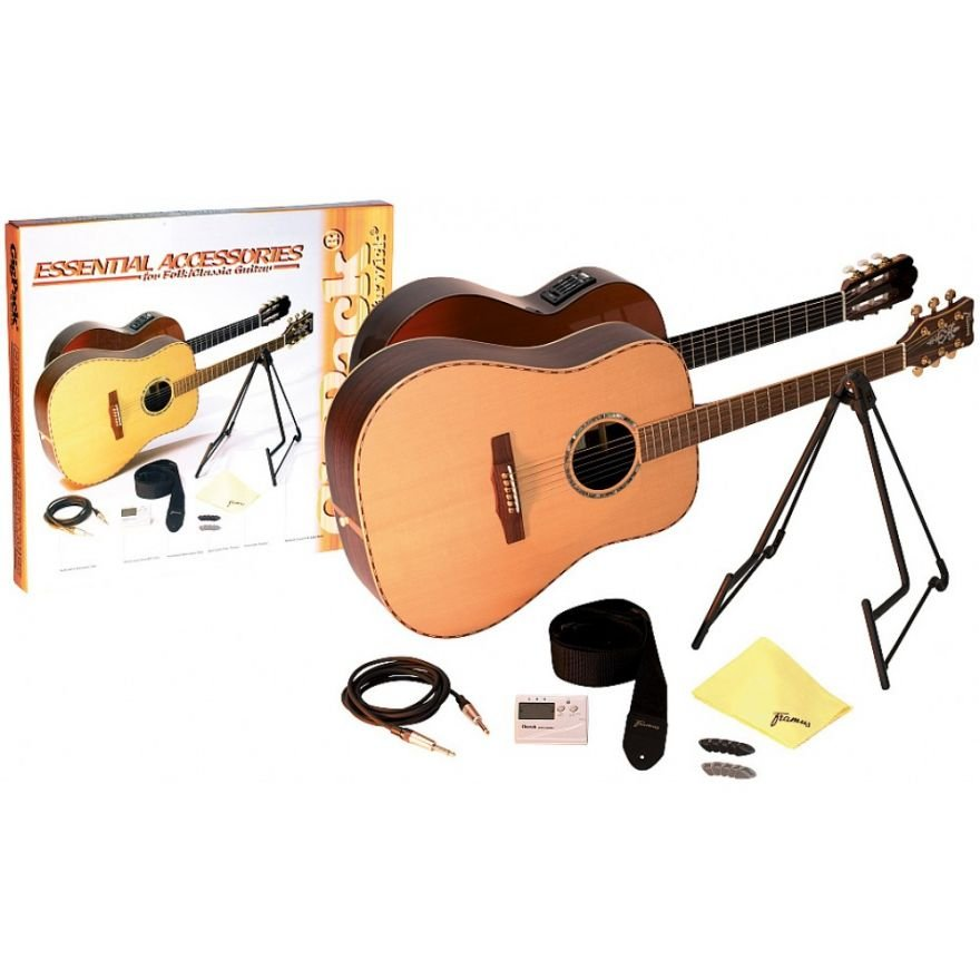 ROCKBAG RB ACP 00101 A Acoustic Guitar Accessorie Pack