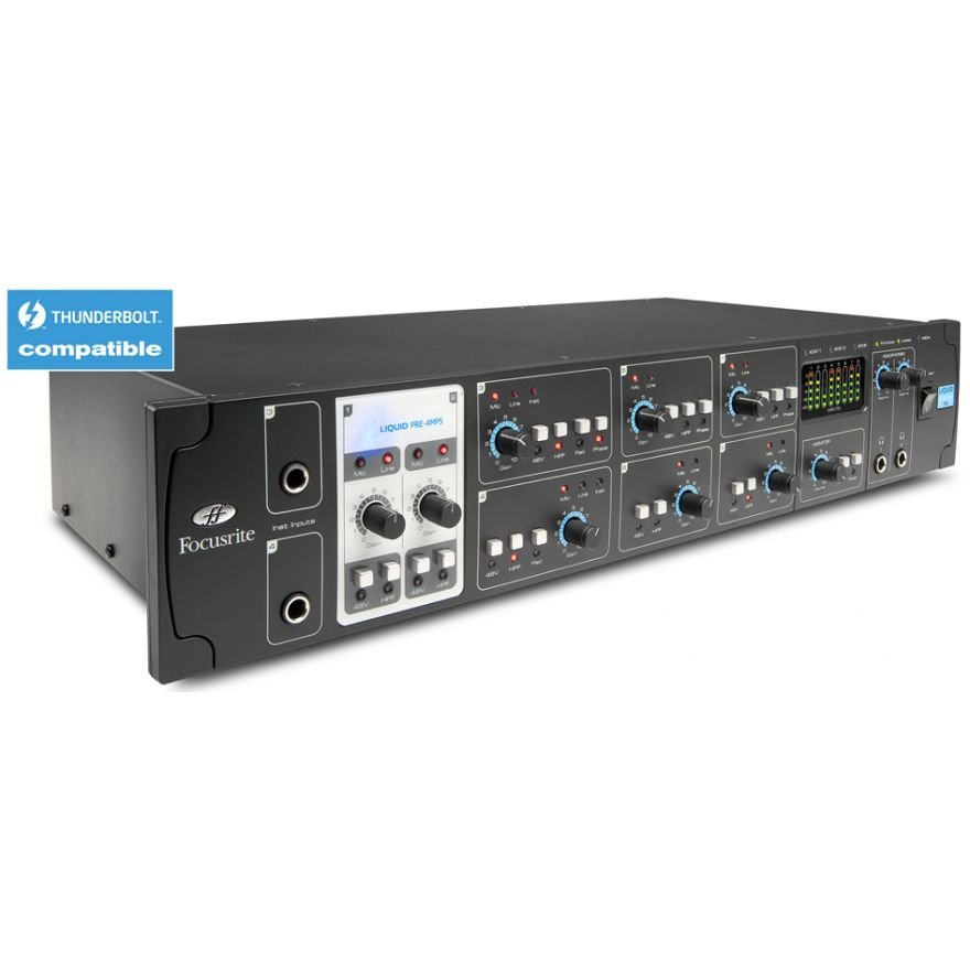0-FOCUSRITE LIQUID SAFFIRE