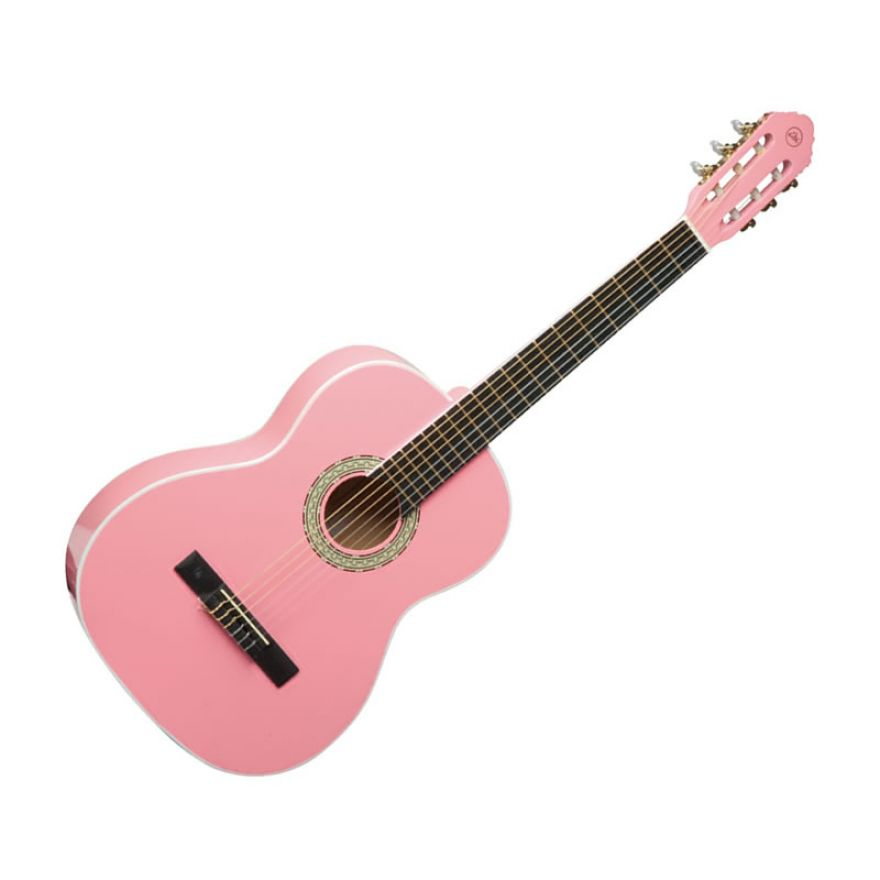 0-EKO CS10 Pink - CHITARRA