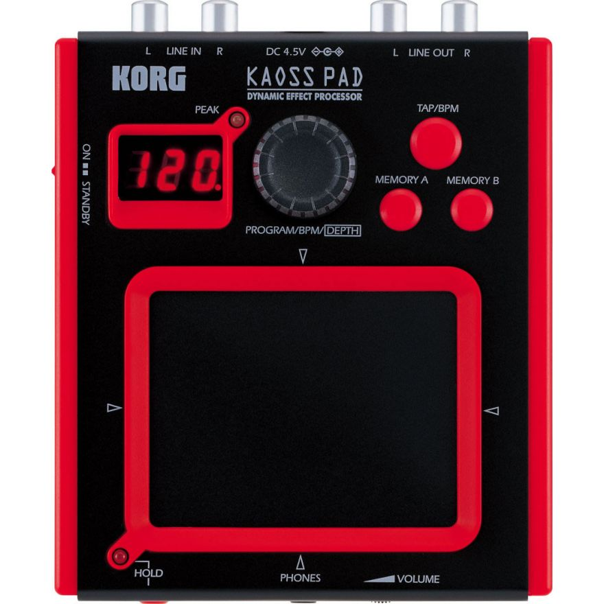 0-KORG MINI KP - MULTIEFFET