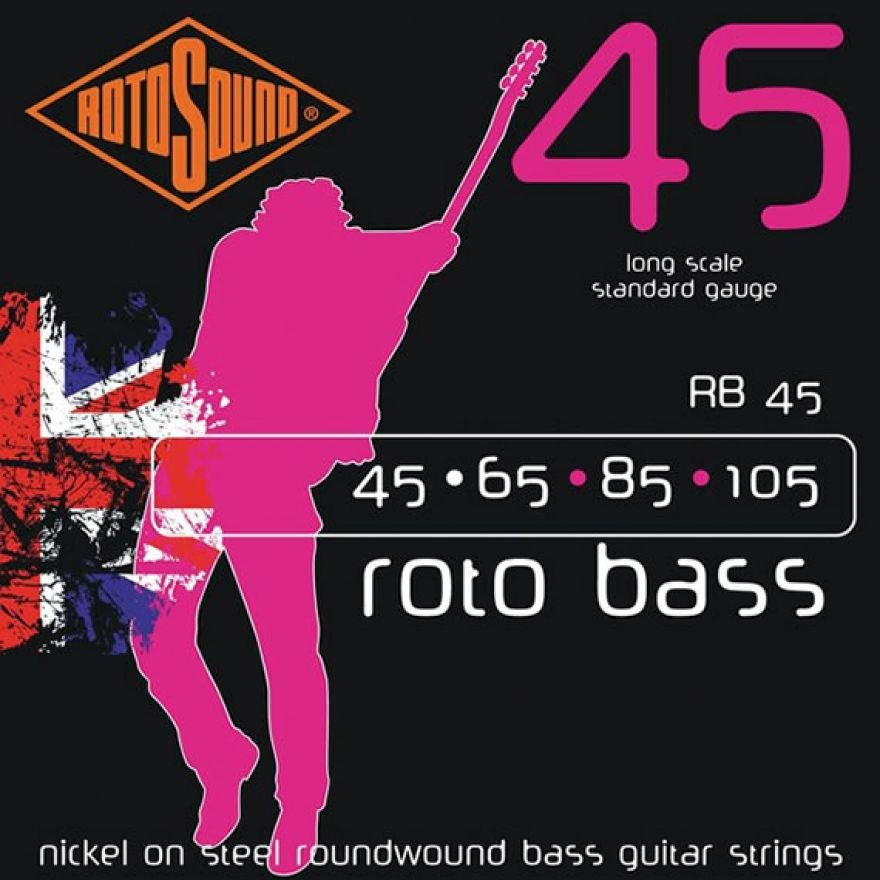 0-ROTOSOUND RB-45 - Cordier