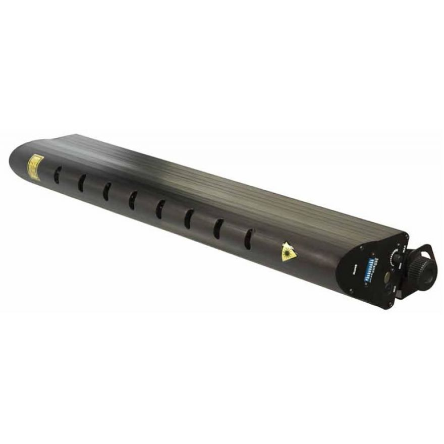 KOOL LIGHT LASERFLOW RGY - LASER 150MW A 3 COLORI