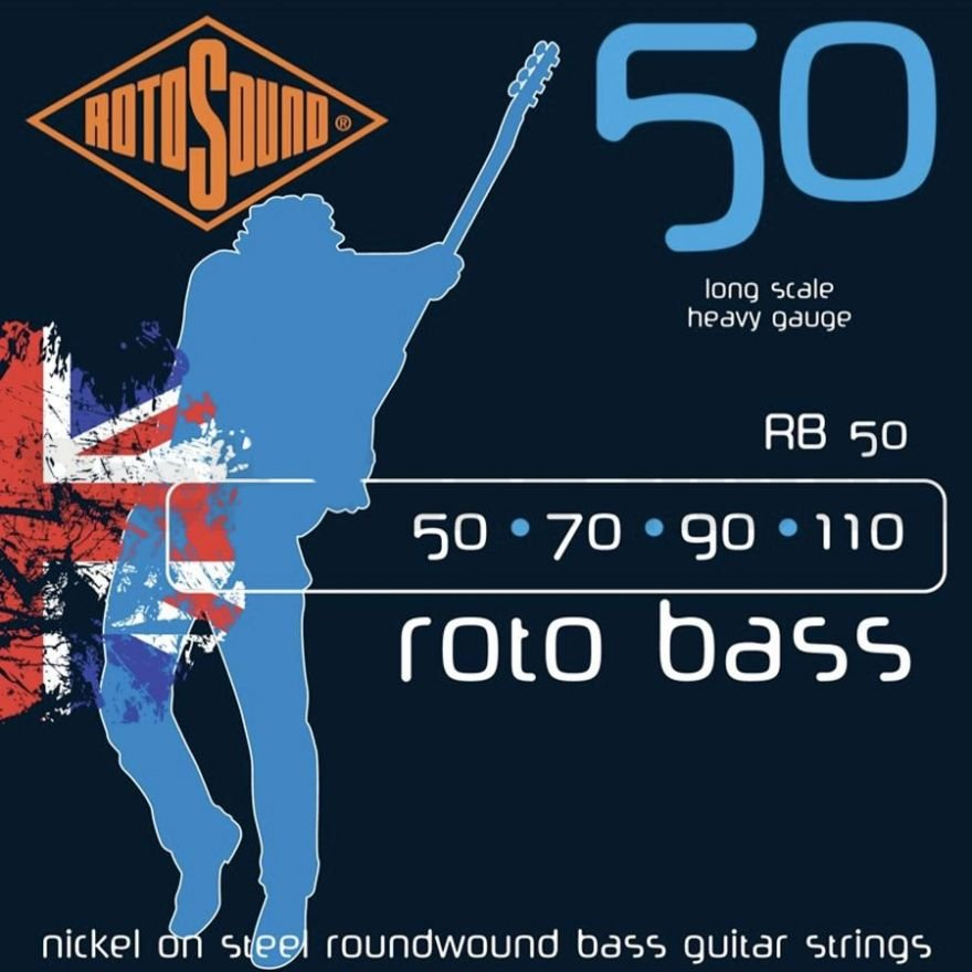 0-ROTOSOUND RB-50 - Cordier