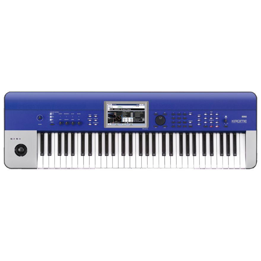 KORG KROME-61-Blu
