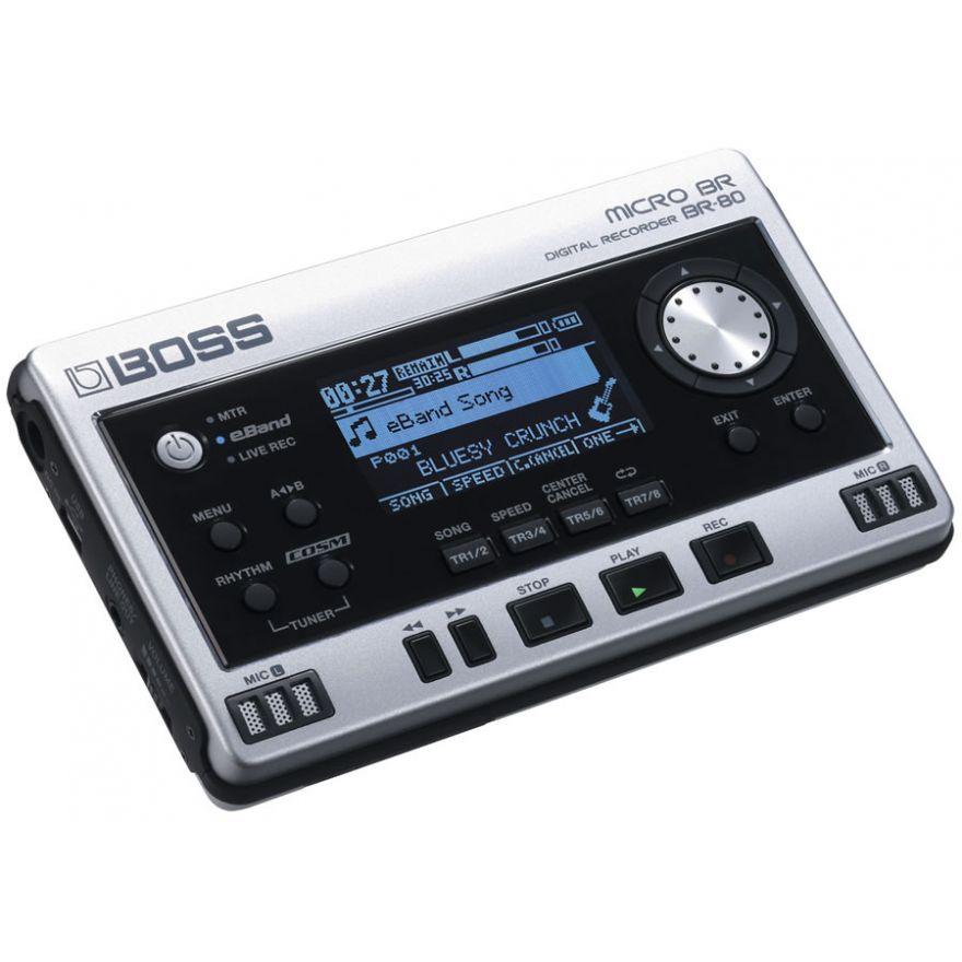 0-BOSS BR80 - REGISTRATORE