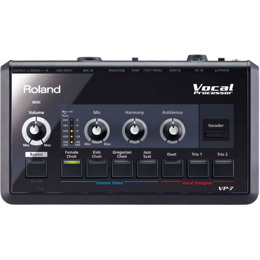ROLAND VP7 - PROCESSORE VOCALE + SENNHEISER e935 - Bundle