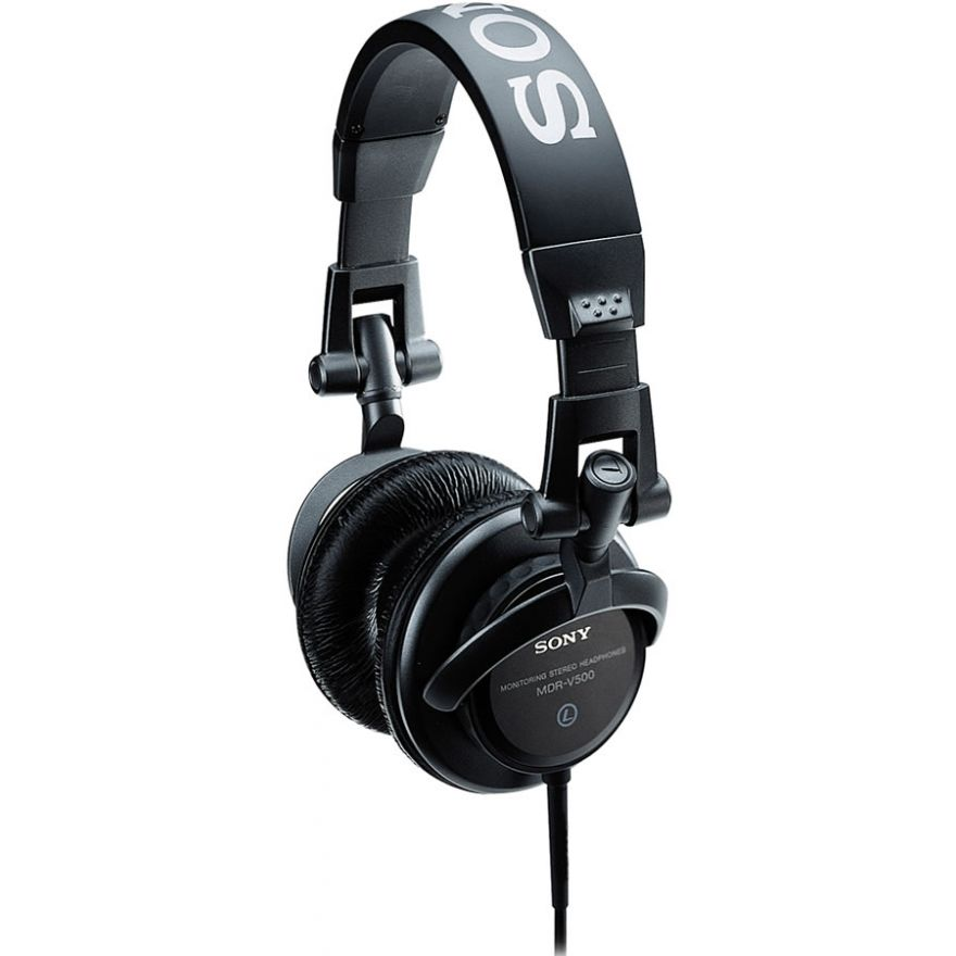 SONY MDR-V500DJ - CUFFIA CHIUSA DINAMICA PER DJ