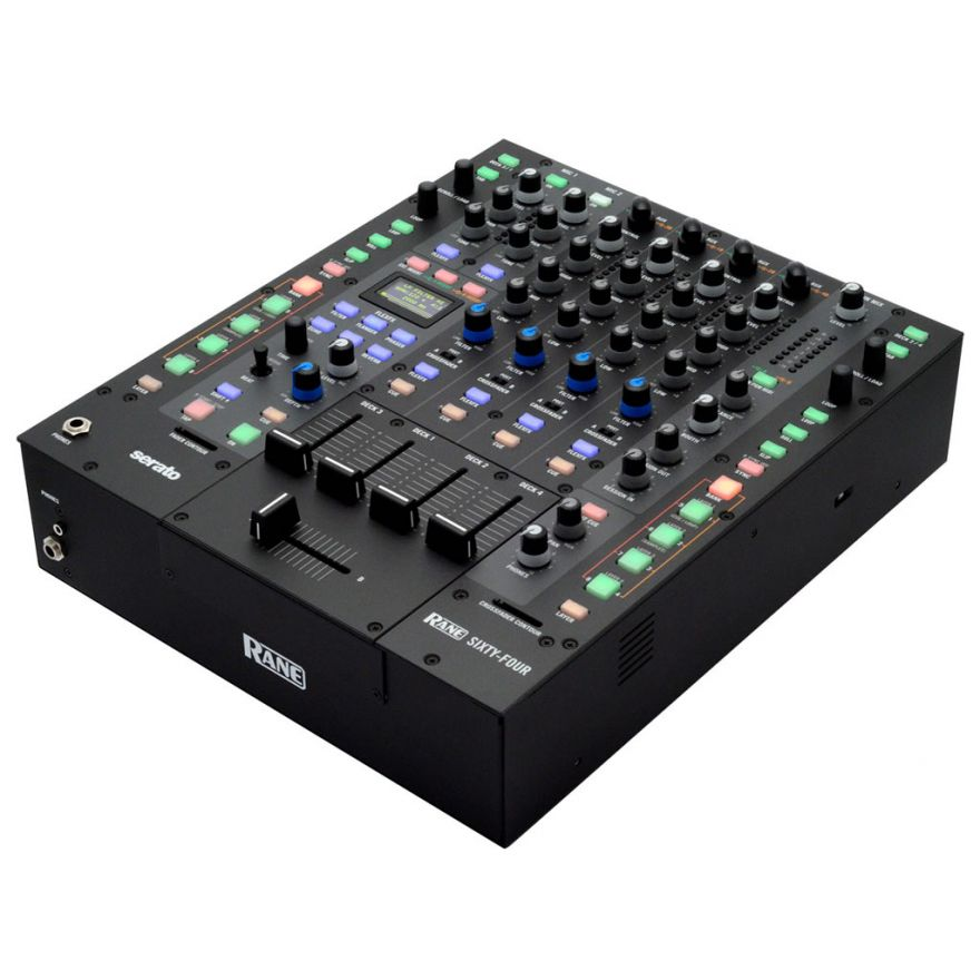 RANE SIXTY-FOUR - Mixer per Dj con interfaccia Serato