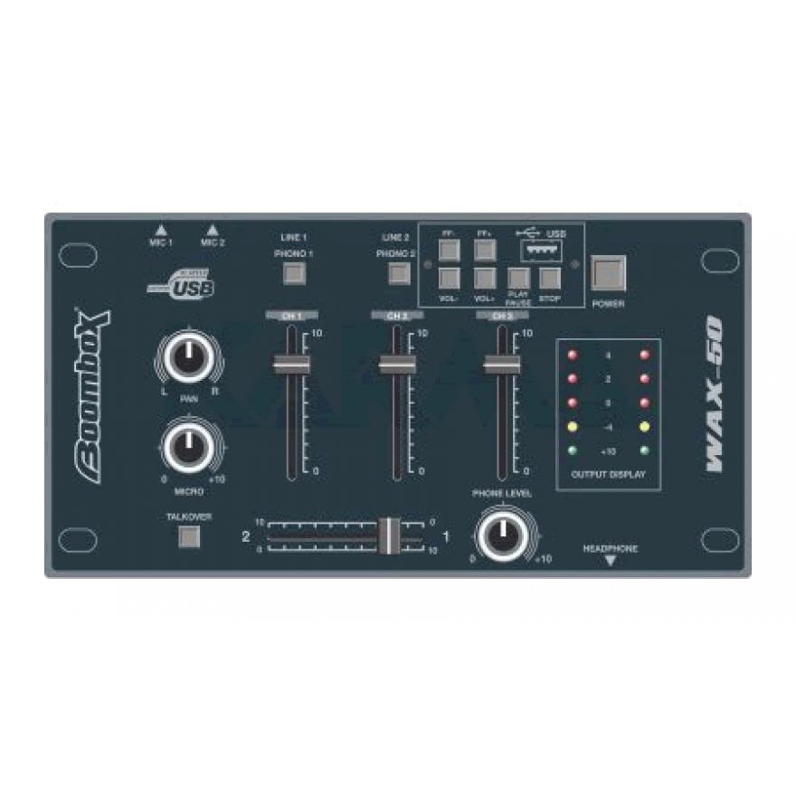 KARMA WAX 50 - MIXER STEREO CON USB