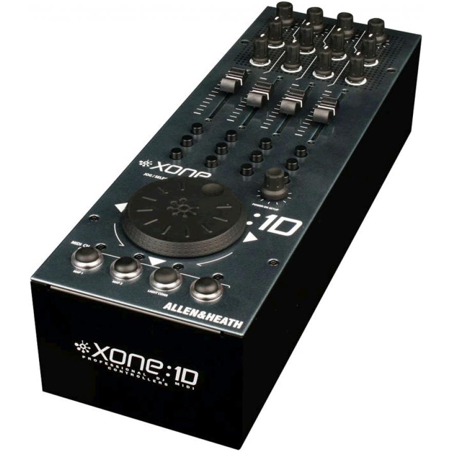 ALLEN & HEATH XONE 1D - CONTROLLER MIDI PER DJ