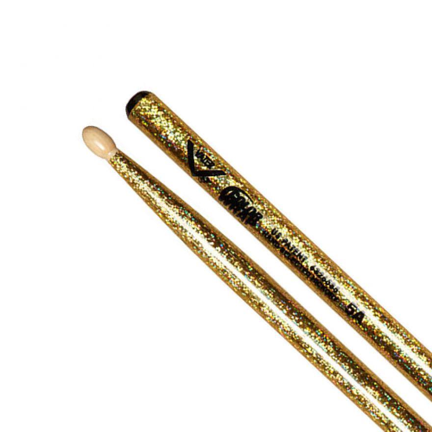 VATER VT-VCG5A - COLOR WARP 5A GOLD SPARKLE