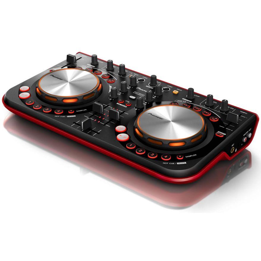 0-PIONEER DDJ-WeGo-R Red -