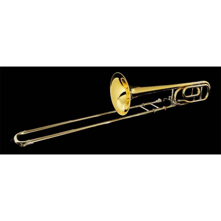 GRASSI TRB210 - Trombone in SIb-FA laccato con ritorta tradizionale