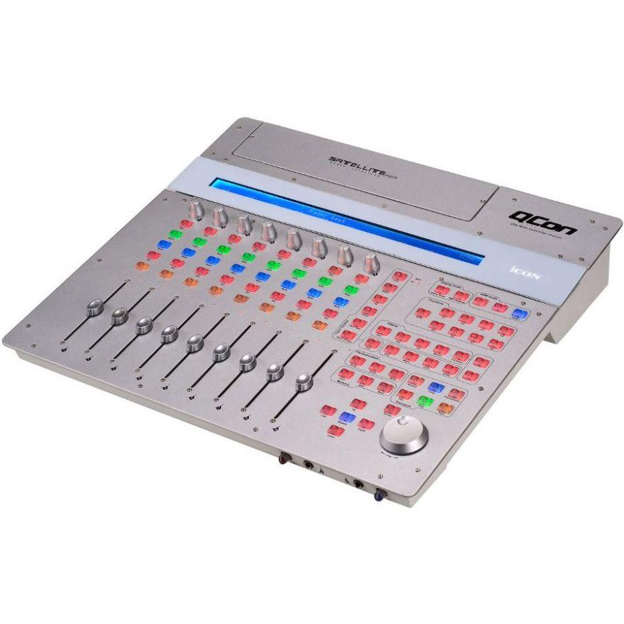 ICON QCON - CONTROLLER MIDI USB 2.0 CON FADER MOTORIZZATI