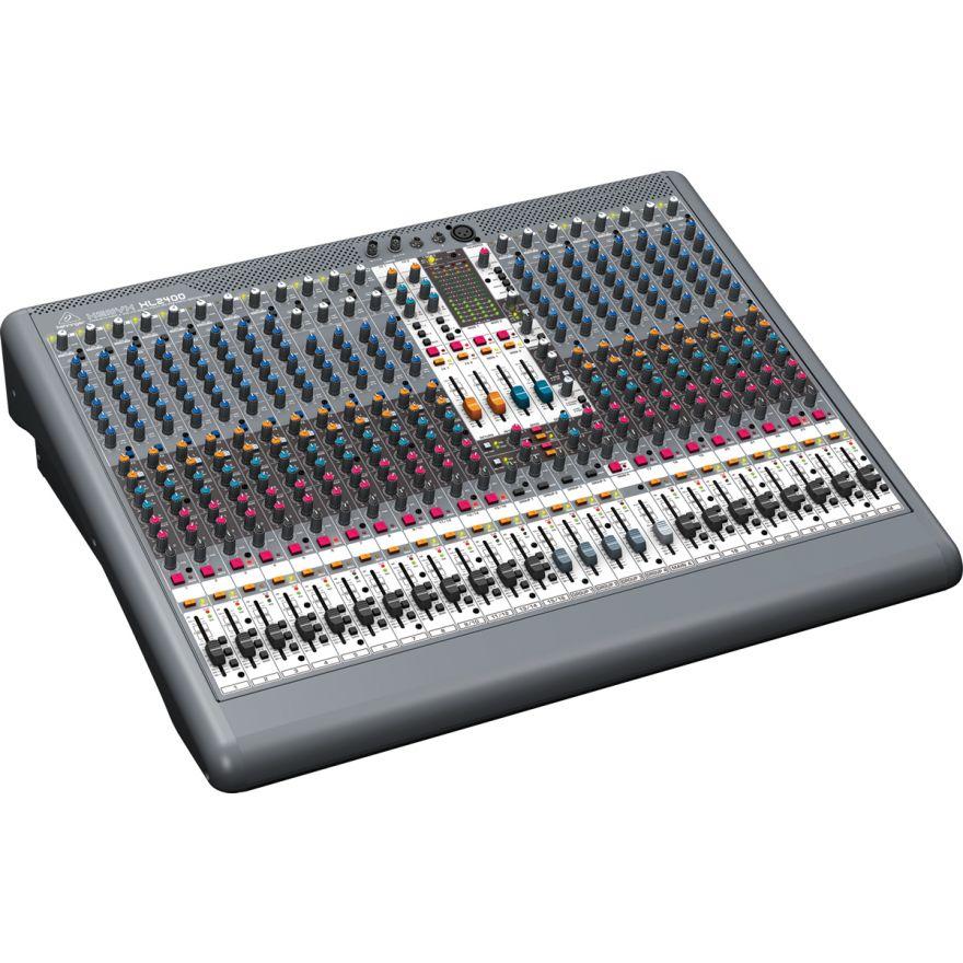 BEHRINGER XENYX XL2400 - MIXER PER LIVE ...