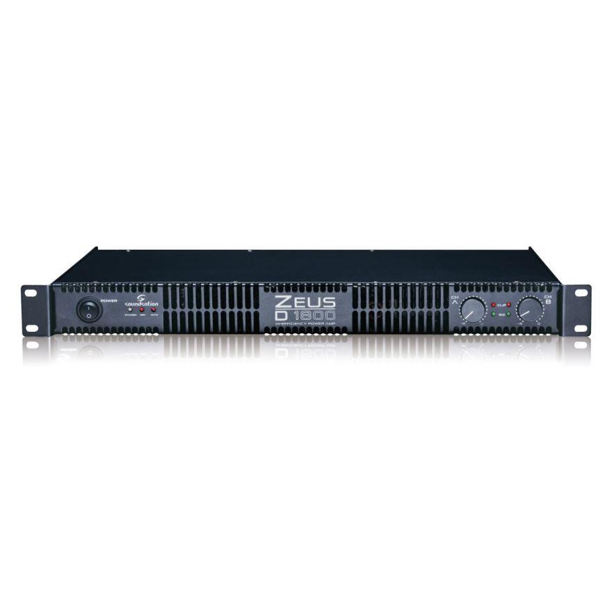 SOUNDSATION ZEUS D1800 - Finale di potenza 1800W