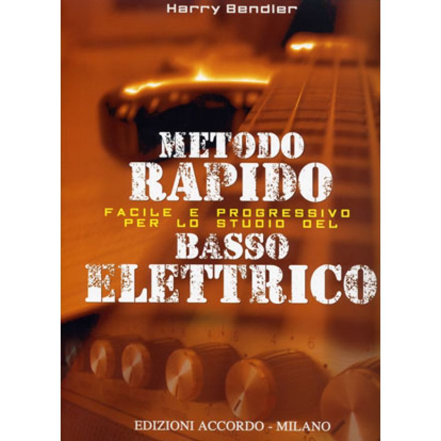 0-ACCORDO Bendler - METODO