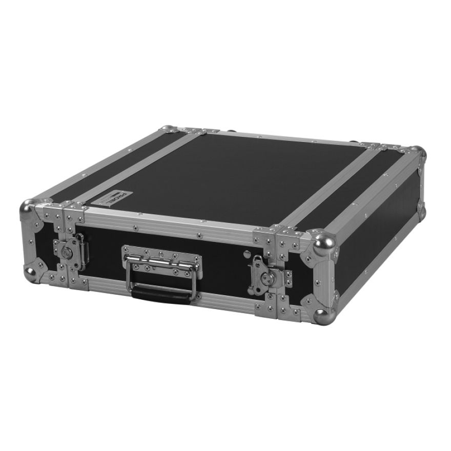 PROEL CR102BLKM - Flight case 2U a rack 19