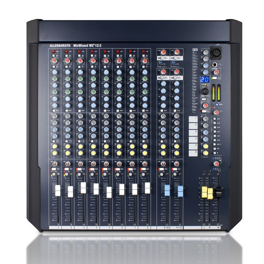0-ALLEN & HEATH MixWizard4