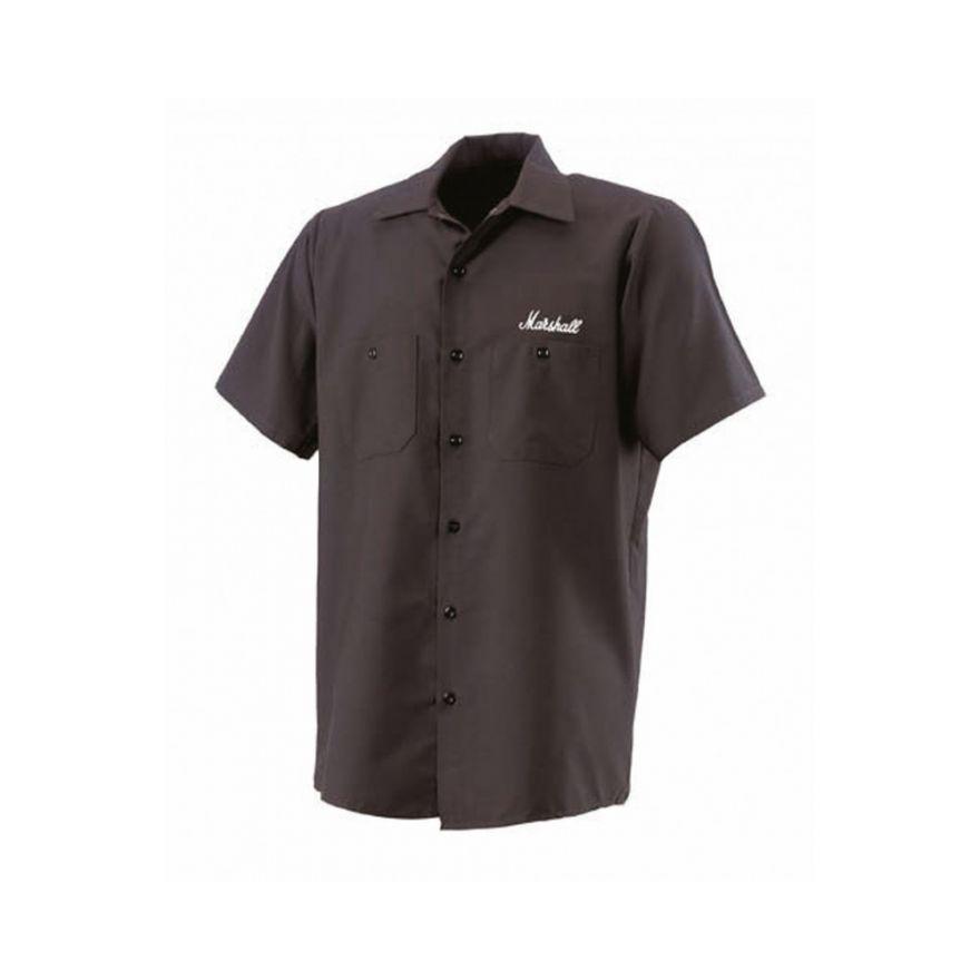 MARSHALL Camicia con Logo (M) -  SHRT00098