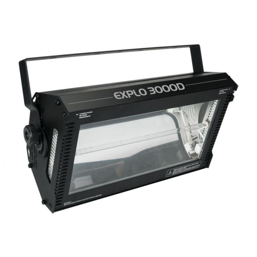 Luce stroboscopica da 3000W EXPLO3000D