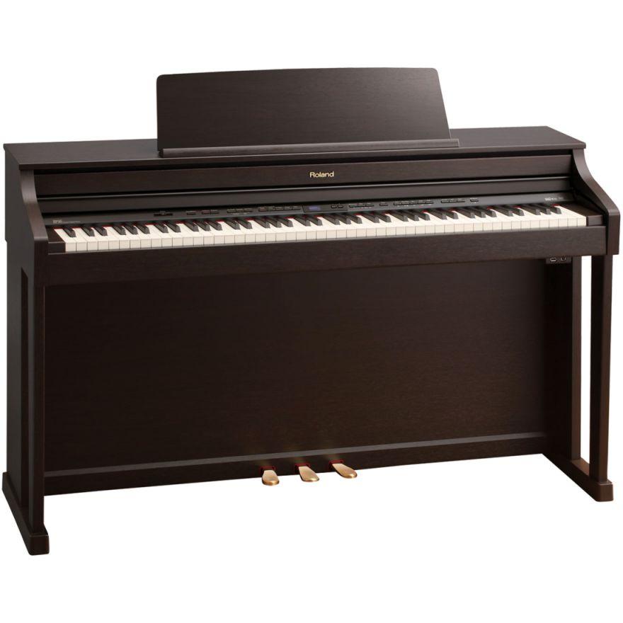 ROLAND HP505-RWA - PIANOFORTE + Panchetta originale OMAGGIO!