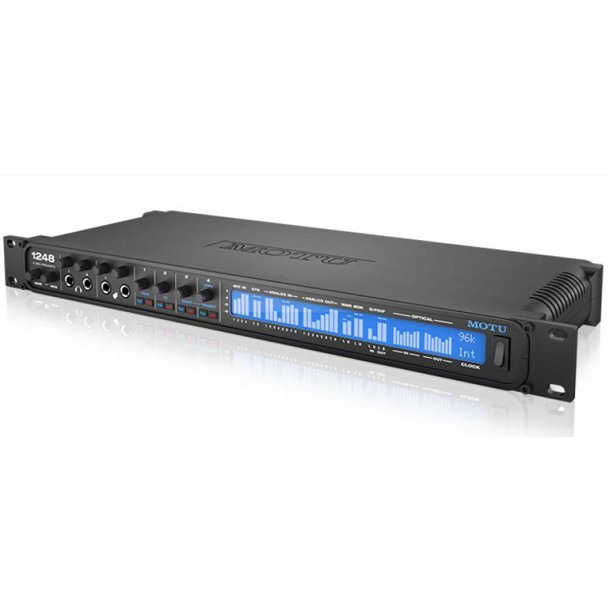 MOTU 1248 - INTERFACCIA AUDIO THUNDERBOLT / AVB / USB