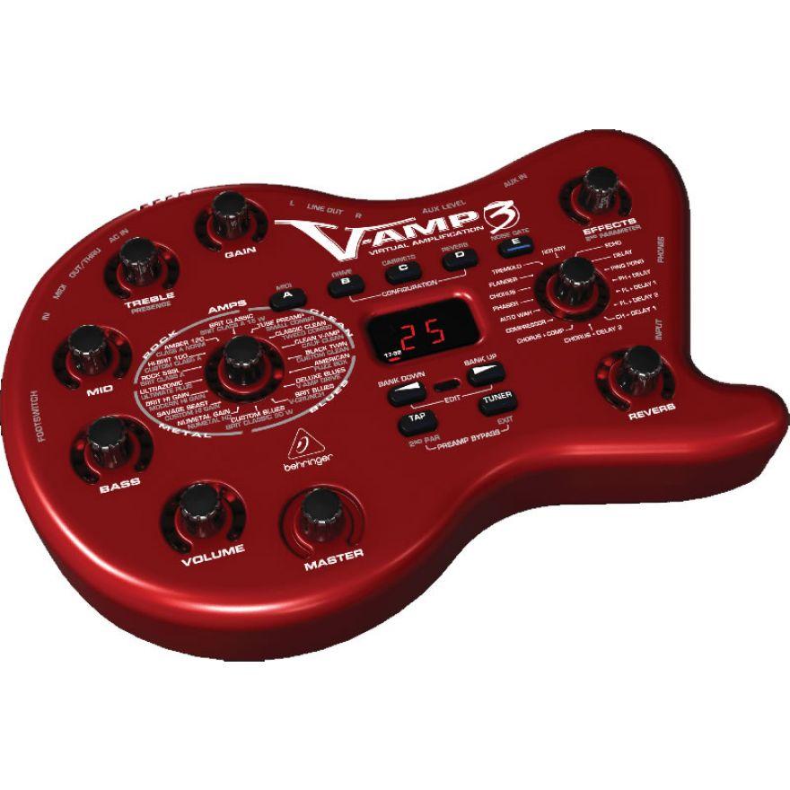 BEHRINGER V-AMP 3 + UCA222 USB OMAGGIO!