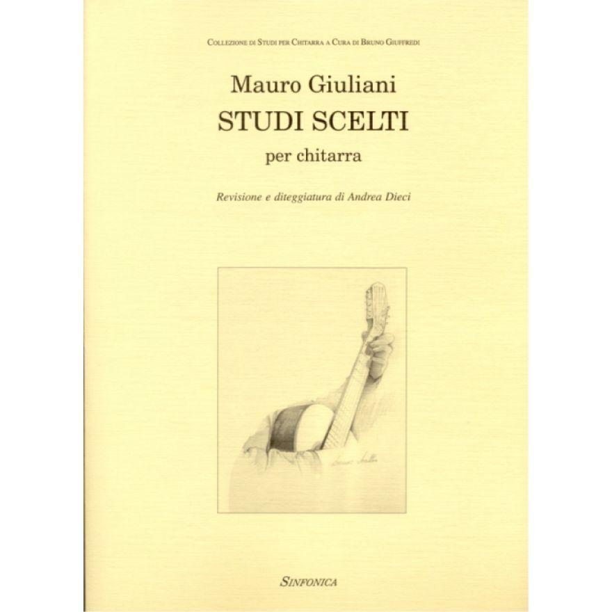 SINFONICA GIULIANI - STUDI SCELTI