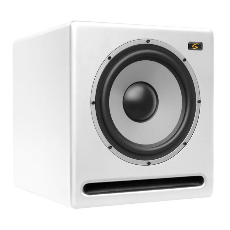 SOUNDSATION CLARITY-10A-W White - SUBWOOFER ATTIVO 200W