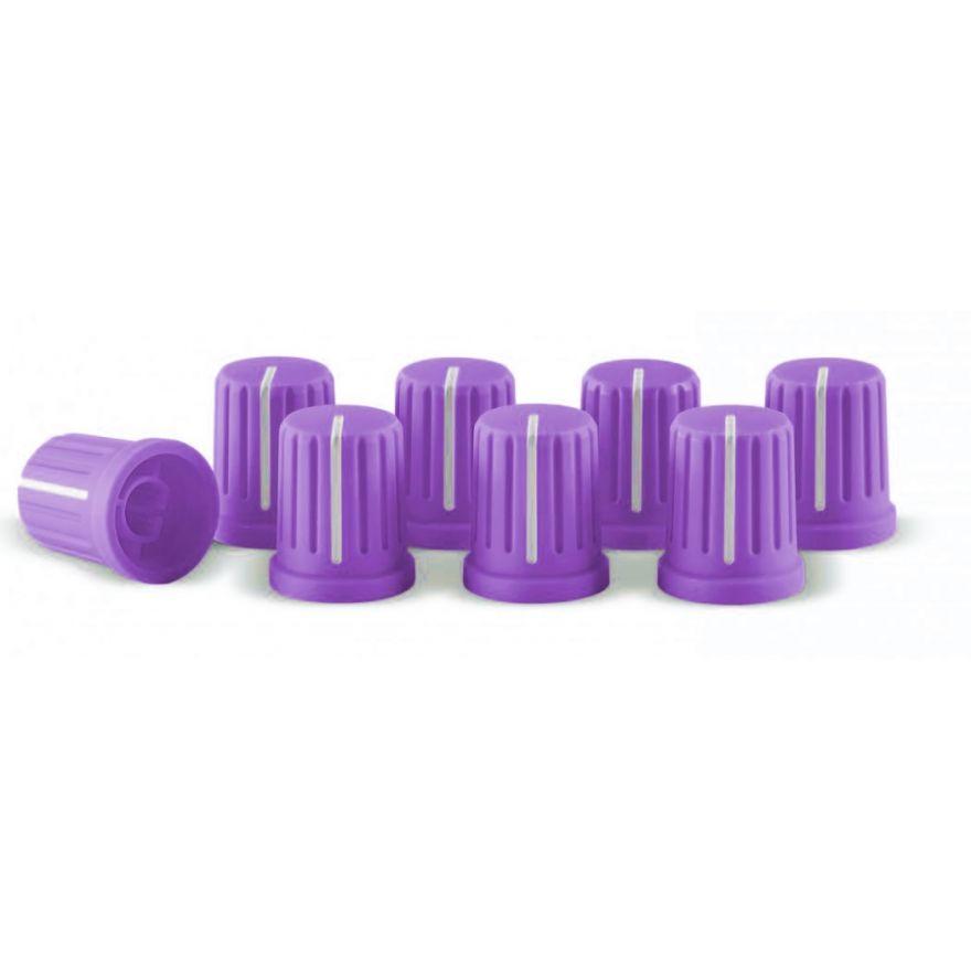 0-RELOOP Knob Set Purple -