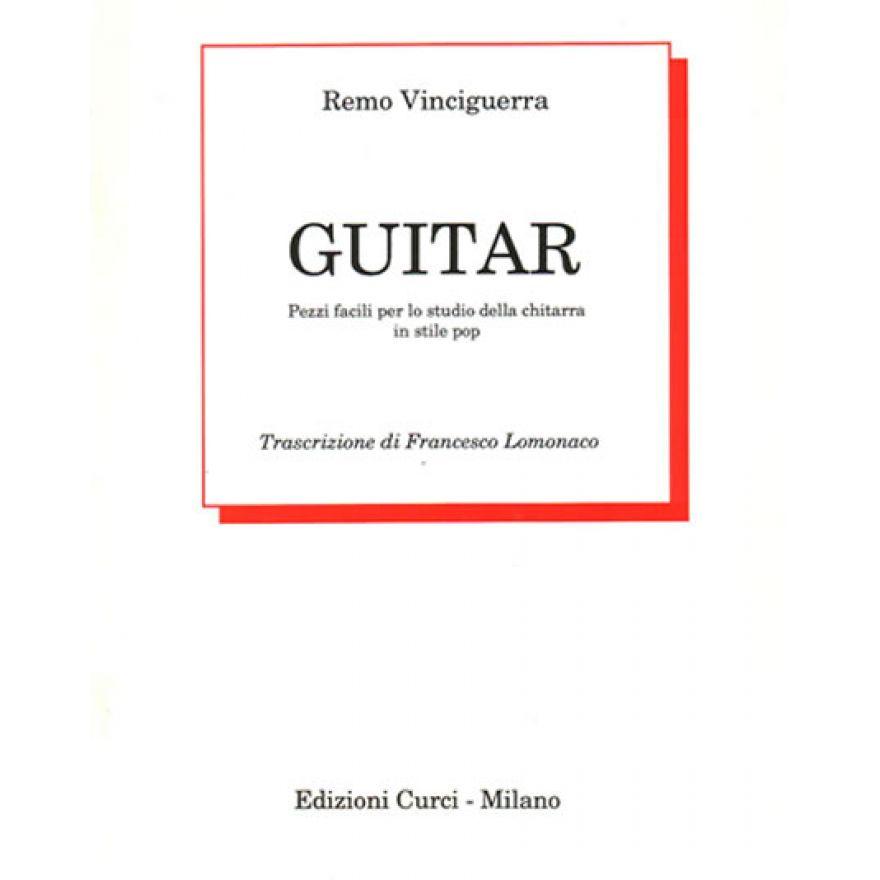 CURCI VINCIGUERRA Remo - GUITAR