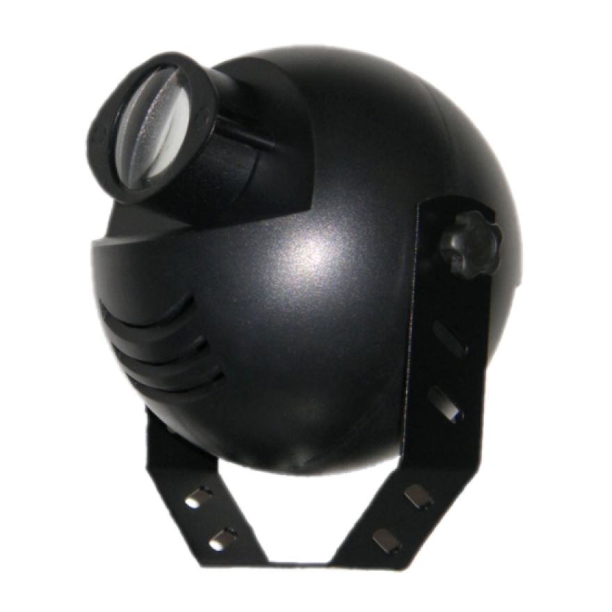 FLASH LED 9W RGB DMX SPOT (Ultimo pezzo)