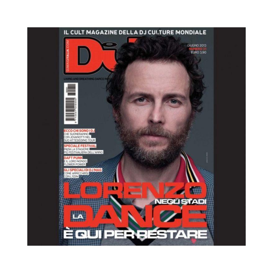 DJ MAG ITALIA DJ MAG GIUGNO 2013