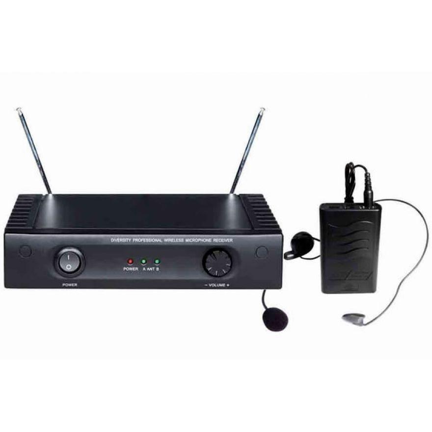 KARMA SET 7020LAV - RADIOMICROFONO VHF LAVALIER