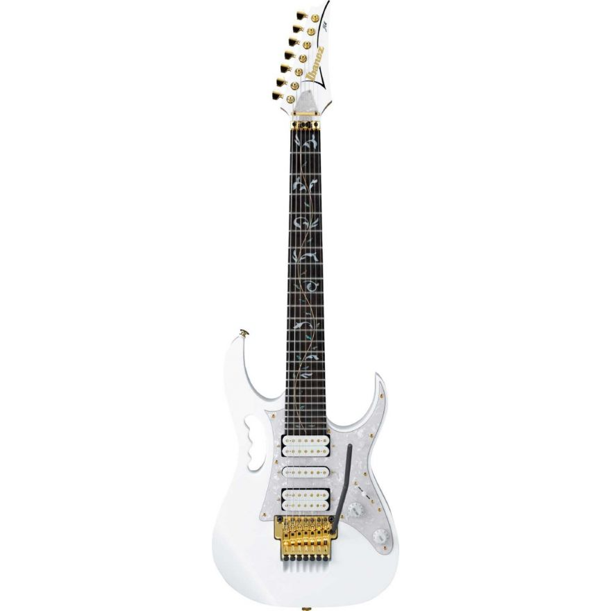 Ibanez JEM7V7-WH - 7 corde - white - c/astuccio