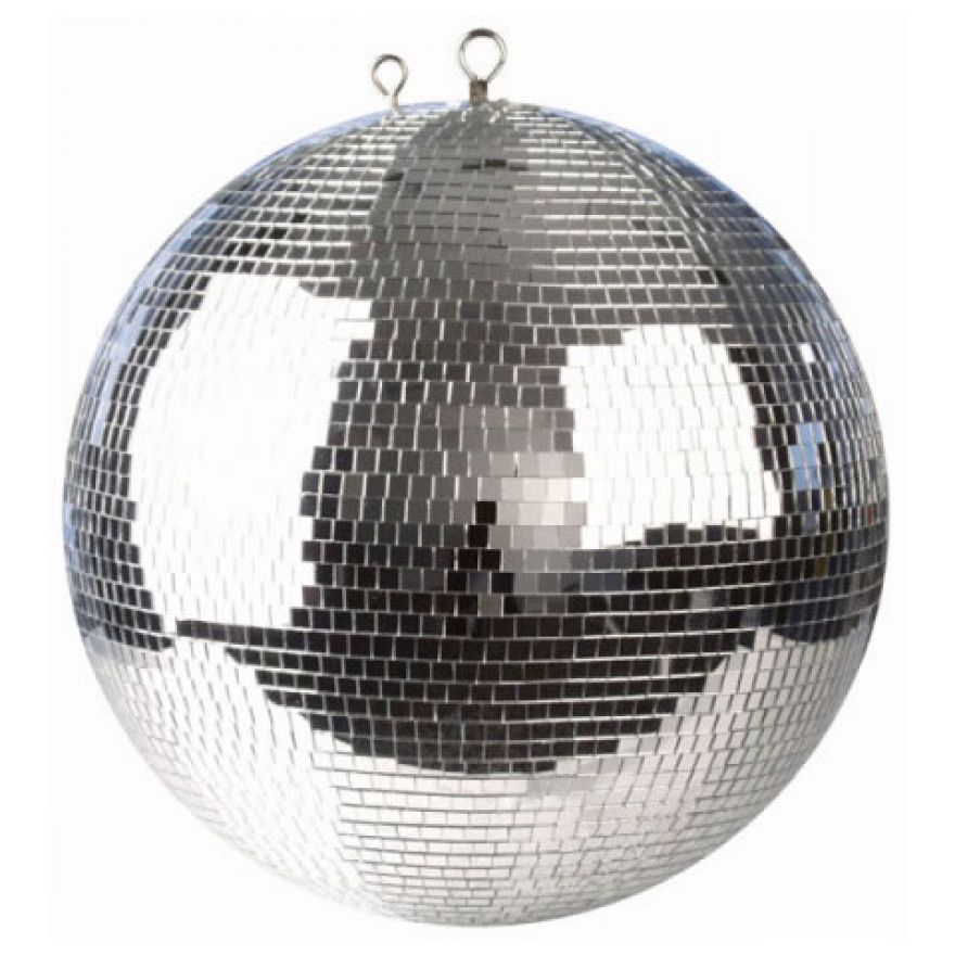 showtec mirrorball 40 cm sfera a specchi 40 cm musical store 2005. Black Bedroom Furniture Sets. Home Design Ideas
