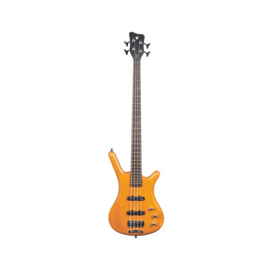 Warwick CORVETTE 4 corde HoneyV FRETLESS