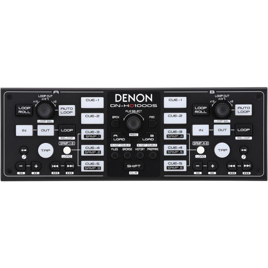 DENON HC1000 S Controller per Serato Scratch Live