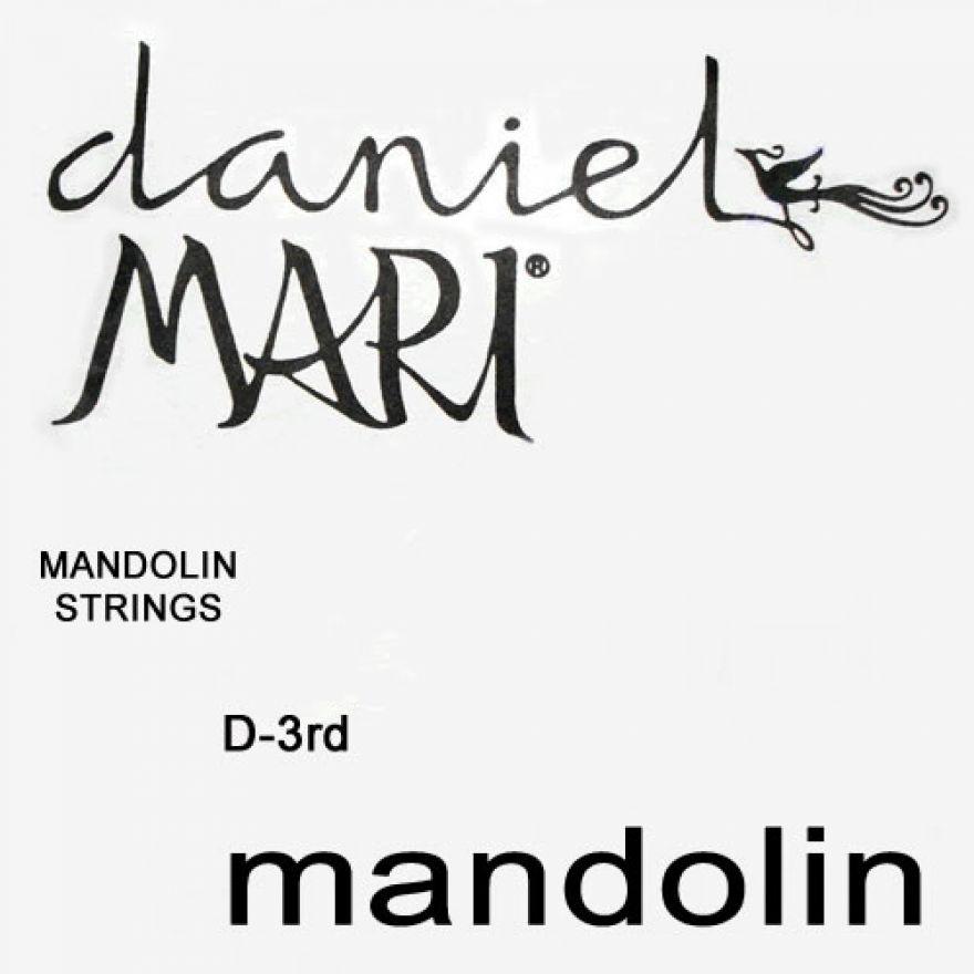 DANIEL MARI D-3rd - CORDA SINGOLA PER MANDOLINO [D-RE-3rd]